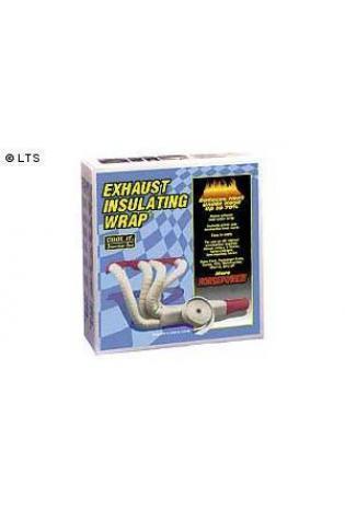 Thermoschutzband für Sportauspuffanlagen 25mm (B) x 4,5m (L)