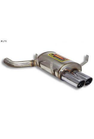 Supersprint Endschalldämpfer rechts 2x 90 mm - BMW E39 M5 Bj. 98-04