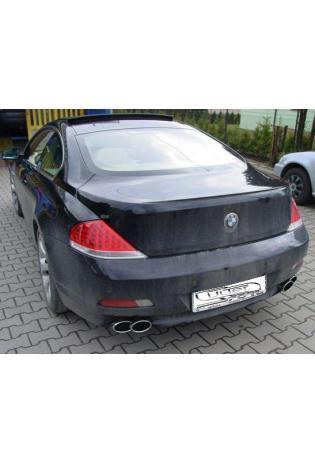 ULTER Sportauspuff BMW 6er E63 Coupe E64 Cabrio 645i 650i rechts links je 220x80mm