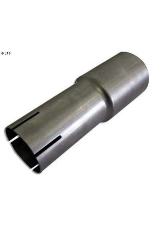BASTUCK Adapter  Ø 63mm auf Ø 55.5mm zum Anschluss von BASTUCK Anlagen