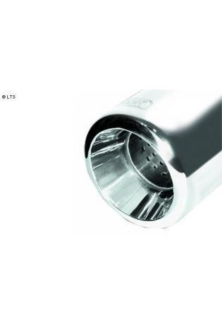 ULTER Sportauspuff Fiat Brava Bj. 97-01 1.4l  1.6l - 1 x 80mm