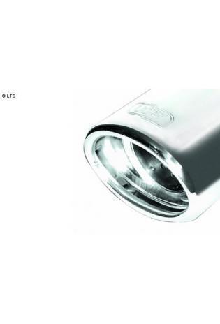 ULTER Sportauspuff Fiat Seicento ab Bj. 98 0.9l  1.1l - 1 x 95x65mm oval