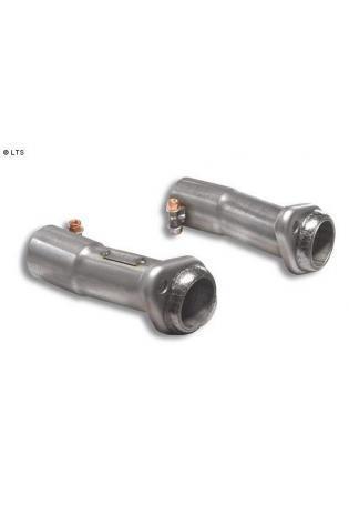 Supersprint Sportauspuff Verbindungsrohrsatz - BMW X5 E53 3.0d Bj. 05-06 (Modelle mit Rußpartikelfilter)