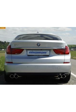 EISENMANN Sportauspuffanlage BMW 5er F07 Gran Turismo ab Bj. 09 535 GT rechts links je 2 x 90mm