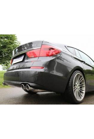EISENMANN Sportauspuffanlage BMW 5er F07 Gran Turismo ab Bj. 09 535 GT rechts links je 2 x 90mm RACE Version