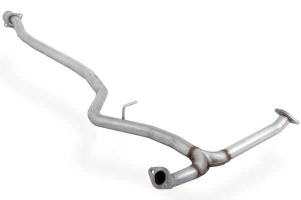 FOX Sportauspuff Vorschalldämpferersatzrohr Subaru Levorg Ø55mm